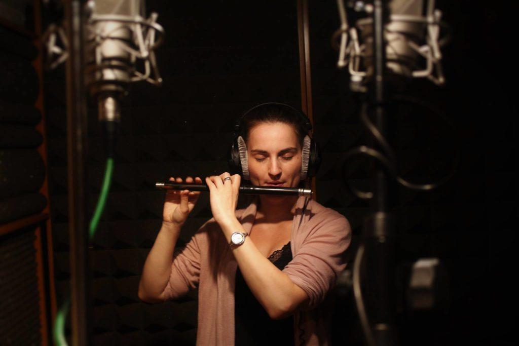 Nagrania Płyty Jakubowy Dar - Gabriela Blacha - Studio B1 Gliwice