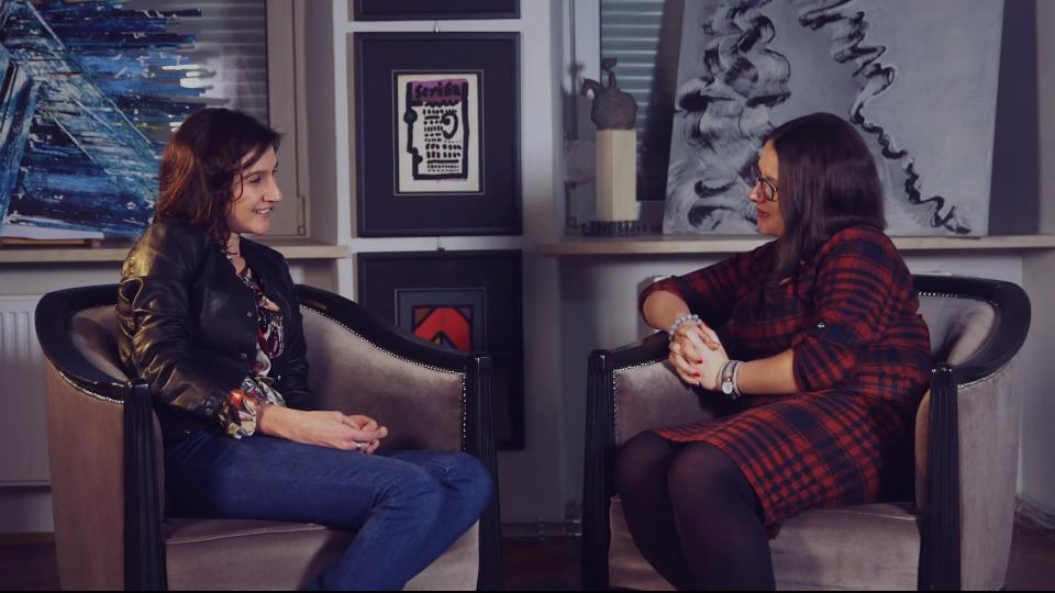 Gabriela Blacha - wywiad dla Gospel Box - prowadzi Angelika Sitek