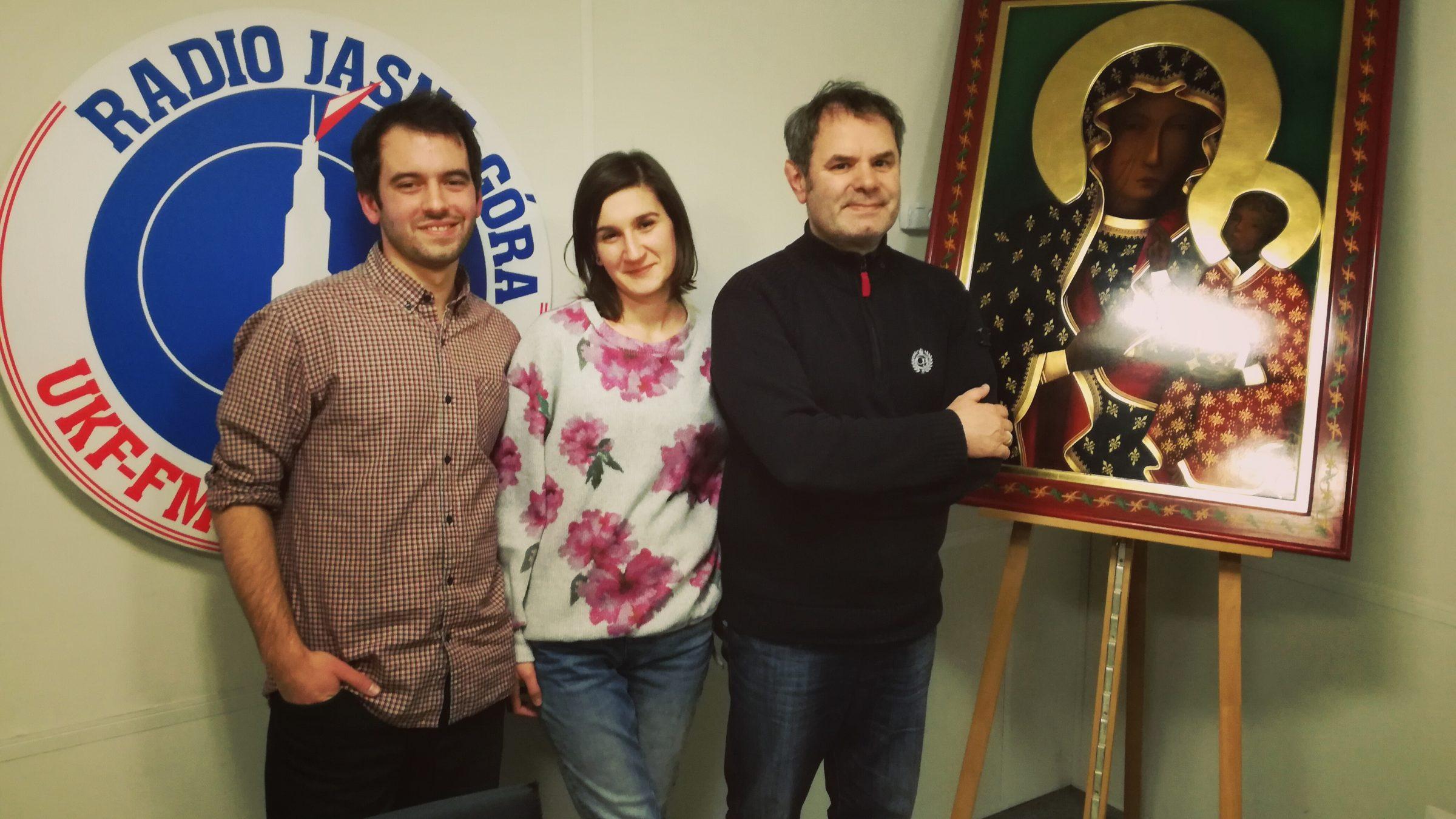 Gabriela Blacha - Muzyczne Dary - Radio Jasna Góra