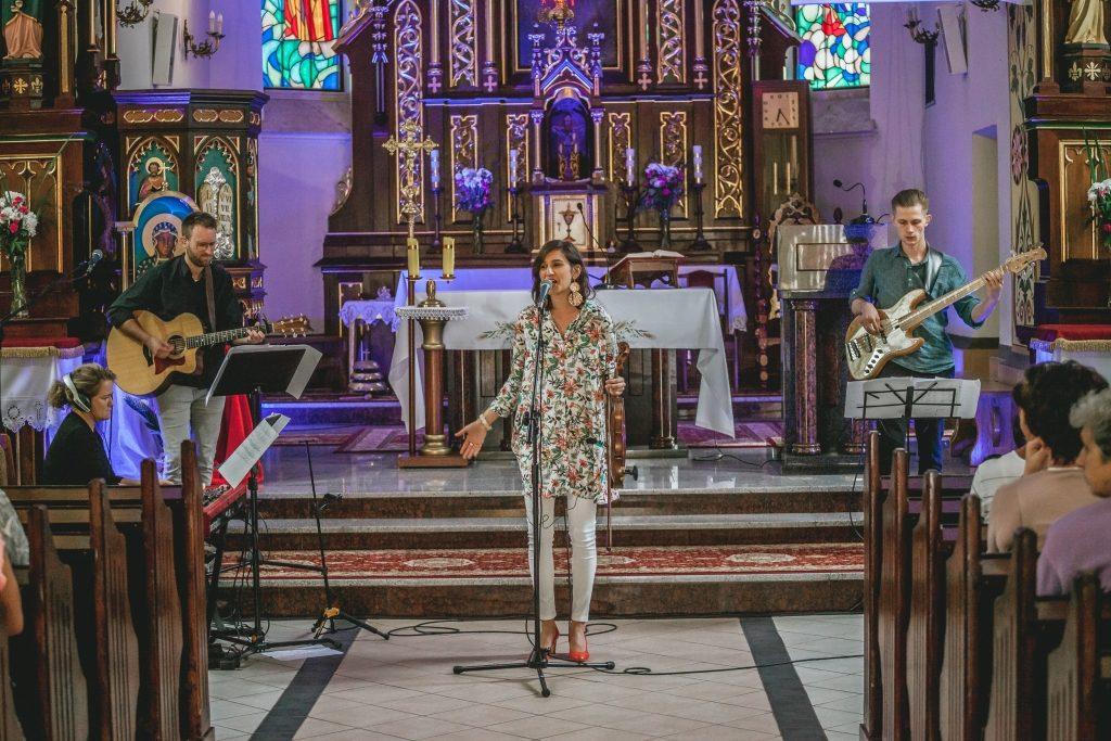 Gabriela Blacha - Jakubowy Dar - Koncert - Festiwal Muzyki Pozytywnej 2018