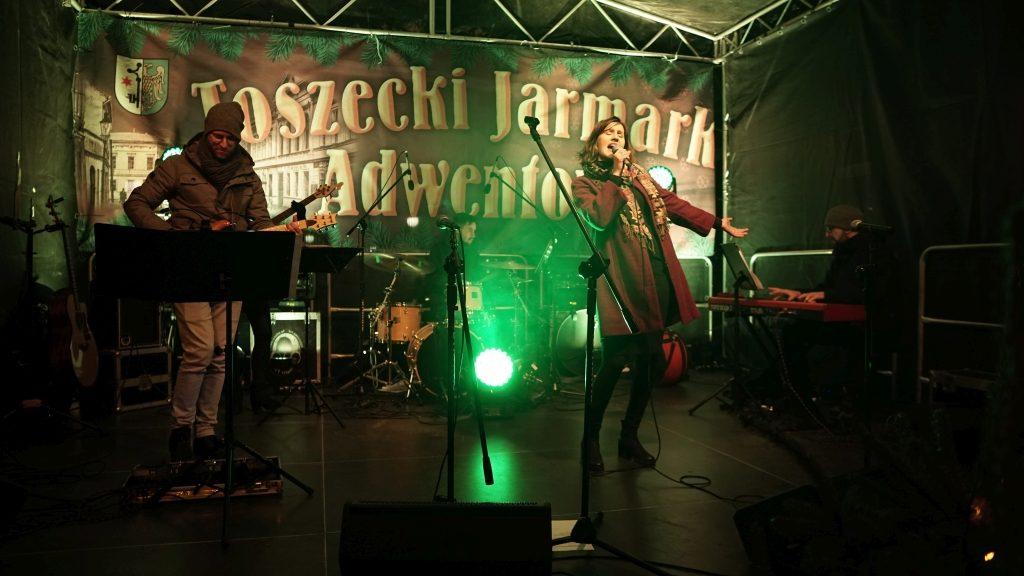 Gabriela Blacha - Toszek - Jarmark Adwentowy 2018