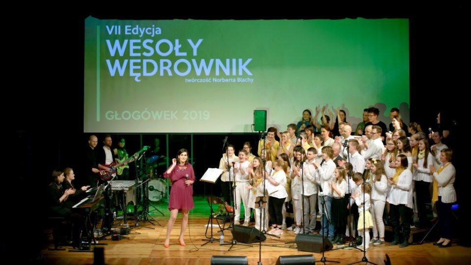 Wesoły Wędrownik 2019 - Koncert Głogówek- Gabriela Blacha