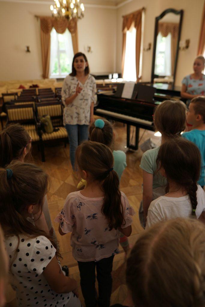 Gabriela Blacha - Warsztaty wokalne - Szkoła Suzuki