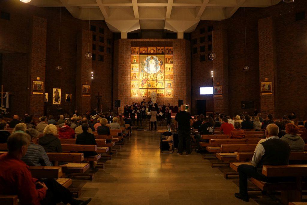 Gabriela Blacha - Koncert - Warsztaty Gospel - Opole 2019