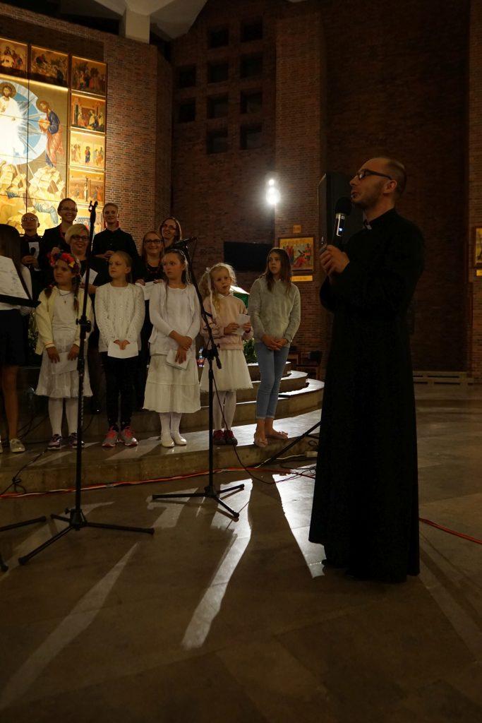 ks. Mateusz Mytnik - Koncert - Warsztaty Gospel - Opole 2019