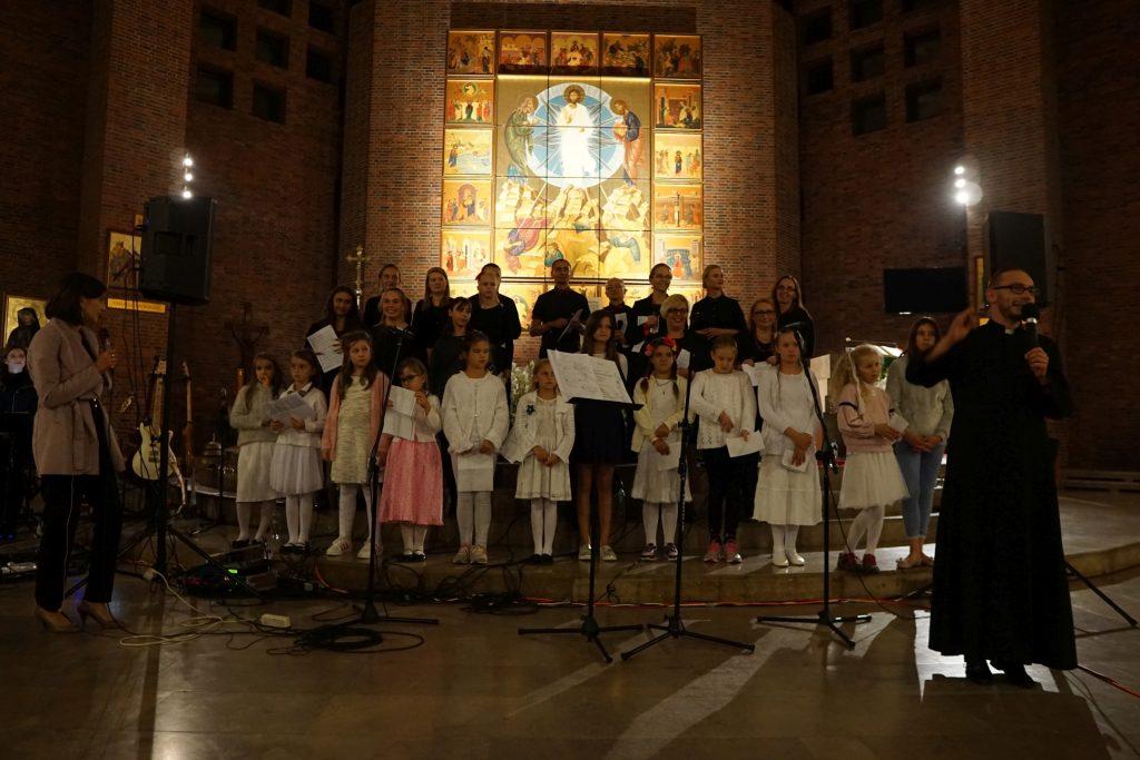 Gabriela Blacha i ks. Mateusz Mytnik - Koncert - Warsztaty Gospel - Opole 2019